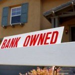 Bank repossessed house
